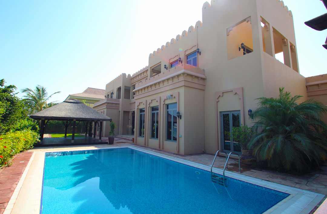 dubai rent villa