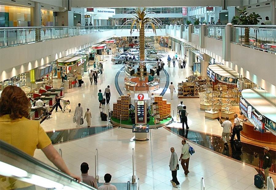 Аэропорт дубай дьюти фри где купить квартиру за границей недорого